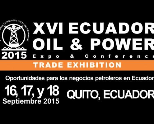 XVI Ecuador OIL POWER Tecnon
