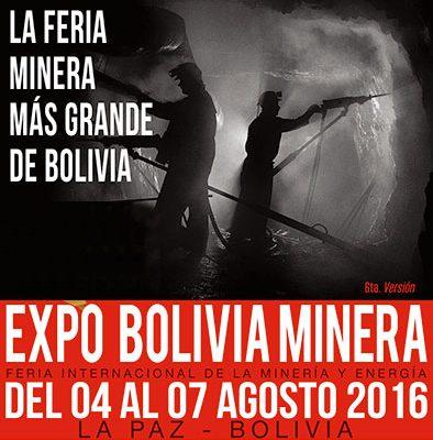 Expo Bolivia Minera
