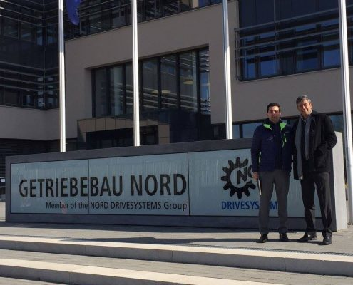 Tecnon visits Nord Germany